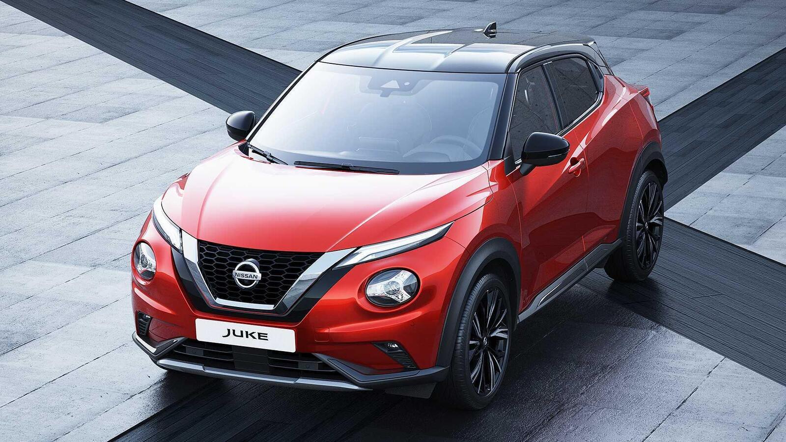 Ngoại thật Nissan Juke 2020