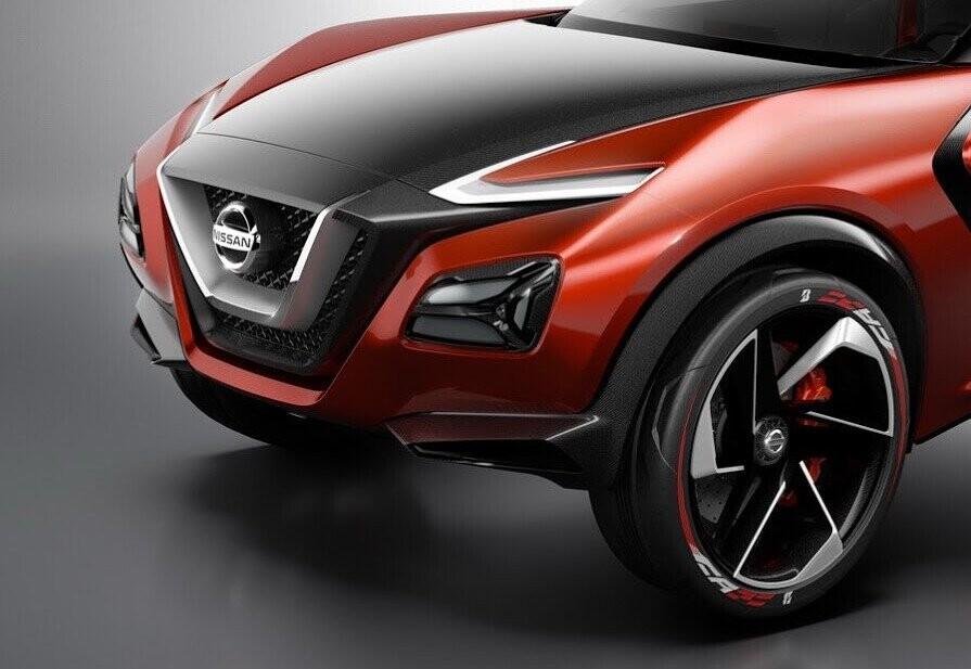 Nissan Juke mới thu hút nhờ thiết kế dị - Hình 2