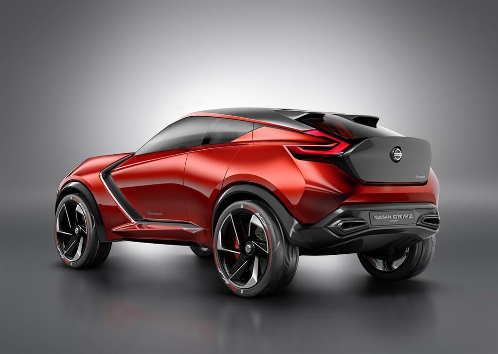 Nissan Juke mới thu hút nhờ thiết kế dị - Hình 3