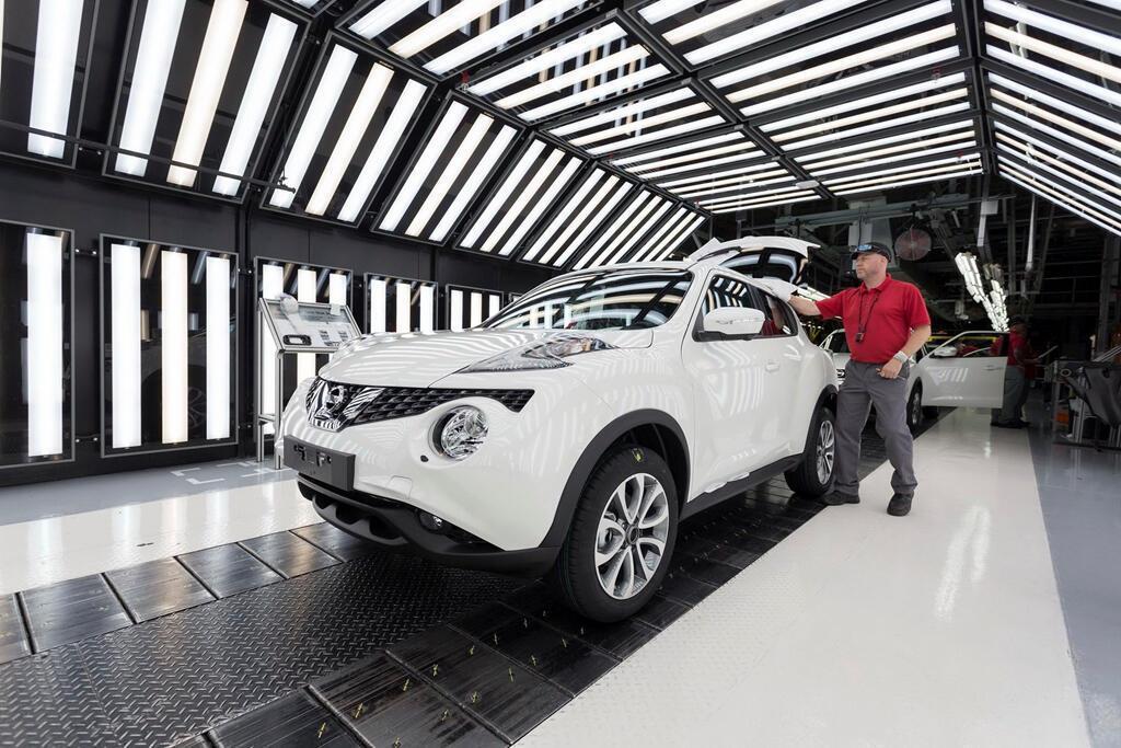 Nissan Juke mới thu hút nhờ thiết kế dị - Hình 4