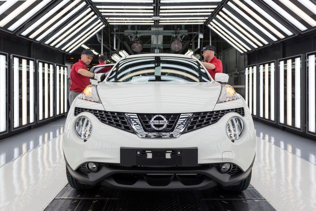 Nissan Juke mới thu hút nhờ thiết kế dị - Hình 5