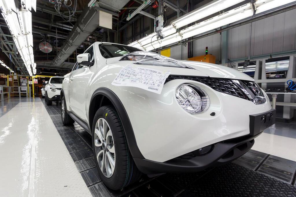 Nissan Juke mới thu hút nhờ thiết kế dị - Hình 6