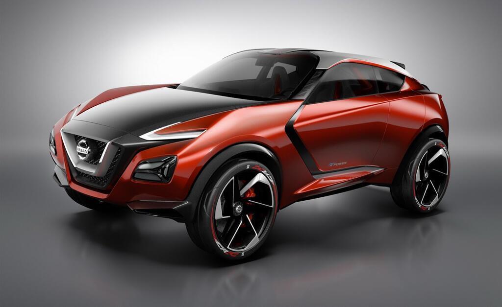 Nissan Juke mới thu hút nhờ thiết kế dị - Hình 7