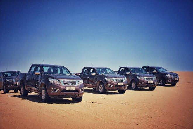 Nissan Navara 2017 có giá bán từ hơn 20.000 USD ở Trung Quốc - Hình 1