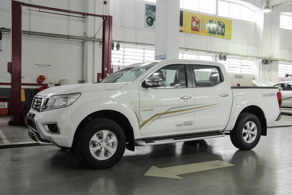 Nissan Navara 2018 hưởng thuế 0% về Việt Nam - Hình 4