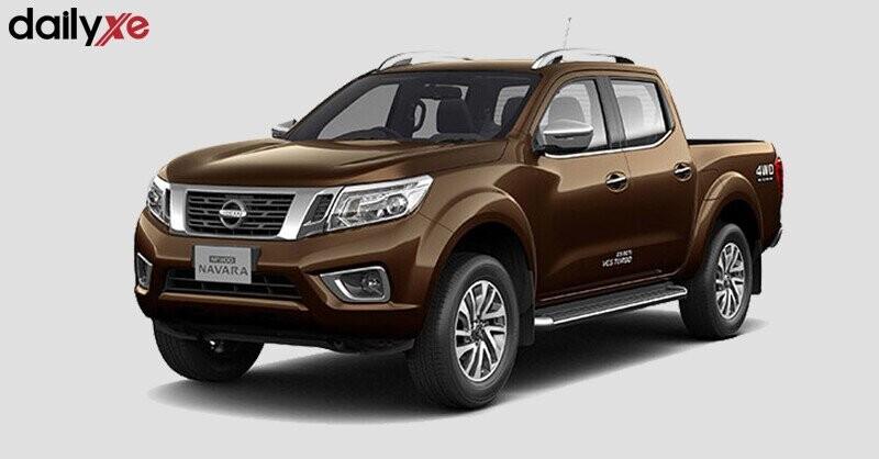 Tổng quan Nissan Navara