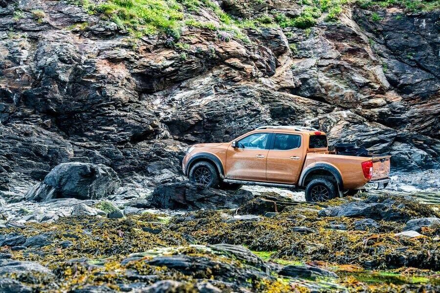 Nissan Navara Off-Roader AT32 vinh dự được tham gia hoạt động tình nguyện bảo vệ môi trường biển - Hình 7