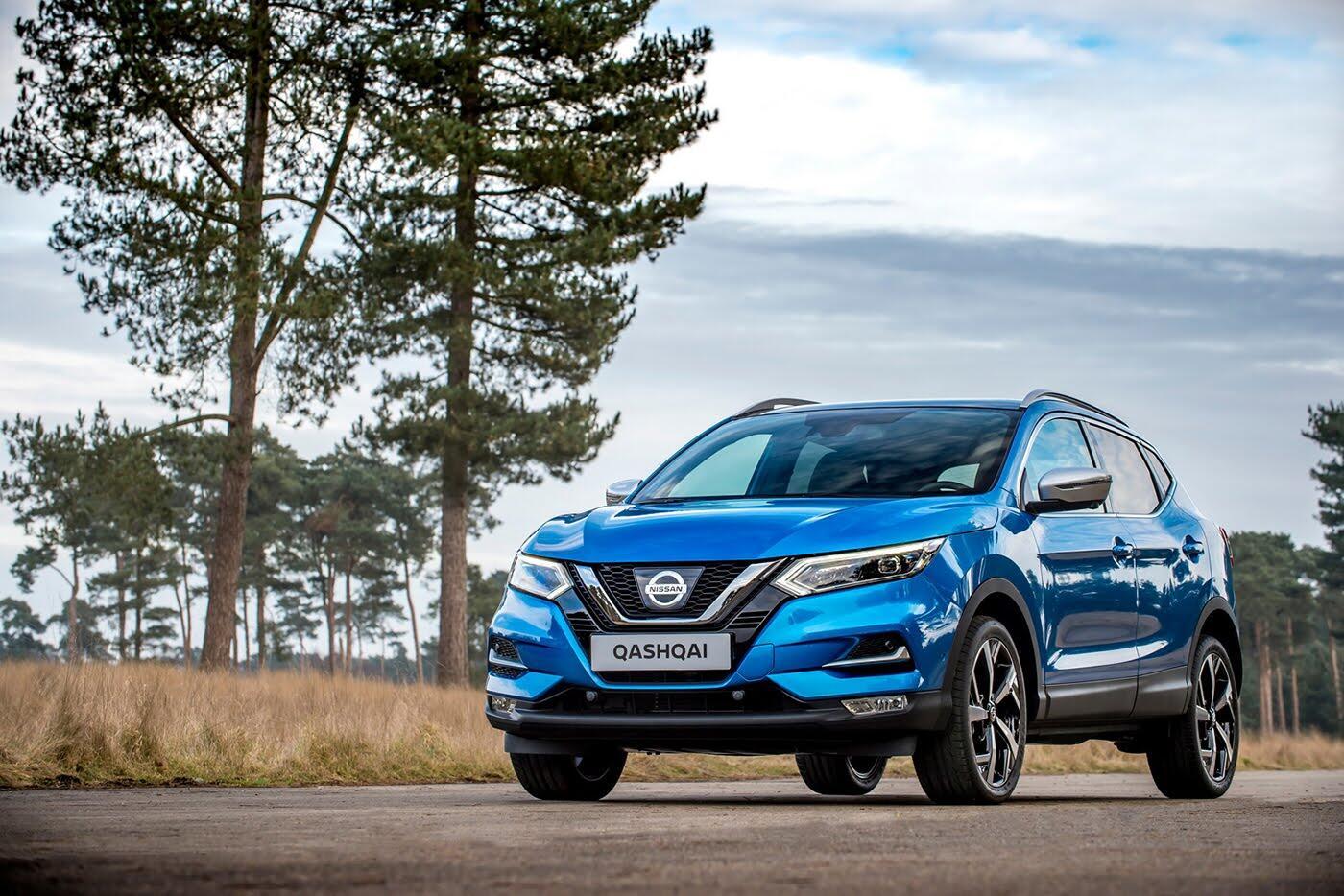 """Nissan Qashqai 2017 chính thức """"mở bán"""", giá hơn 25.000 USD - Hình 2"""