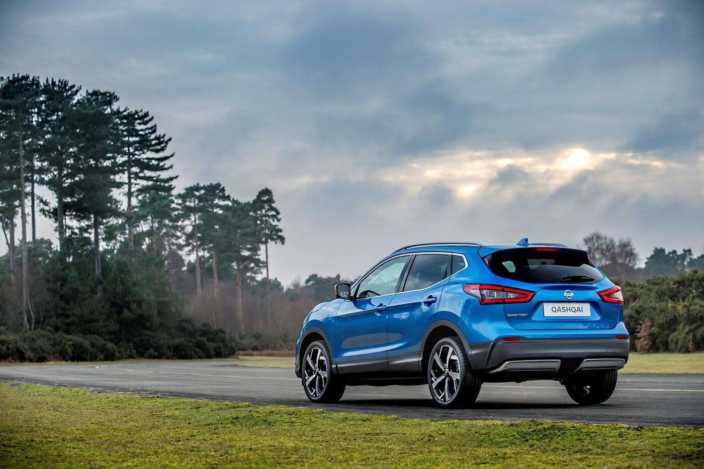 """Nissan Qashqai 2017 chính thức """"mở bán"""", giá hơn 25.000 USD - Hình 4"""
