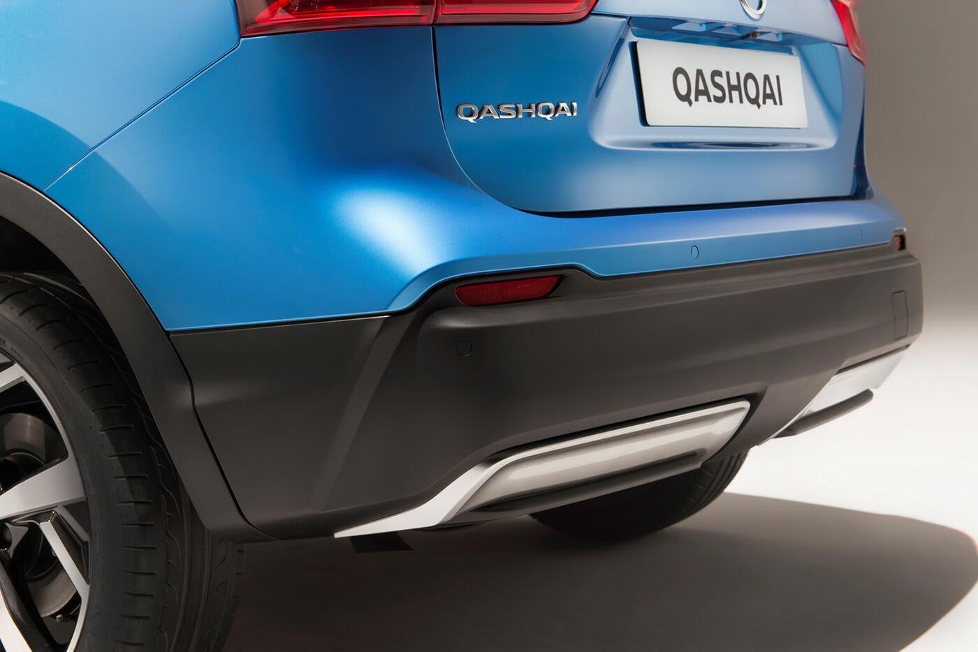 """Nissan Qashqai 2017 chính thức """"mở bán"""", giá hơn 25.000 USD - Hình 10"""