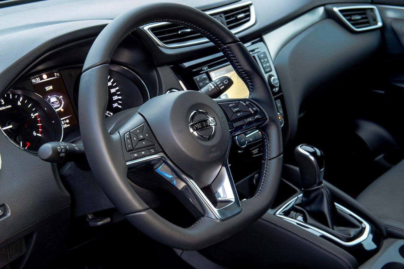 """Nissan Qashqai 2017 chính thức """"mở bán"""", giá hơn 25.000 USD - Hình 11"""