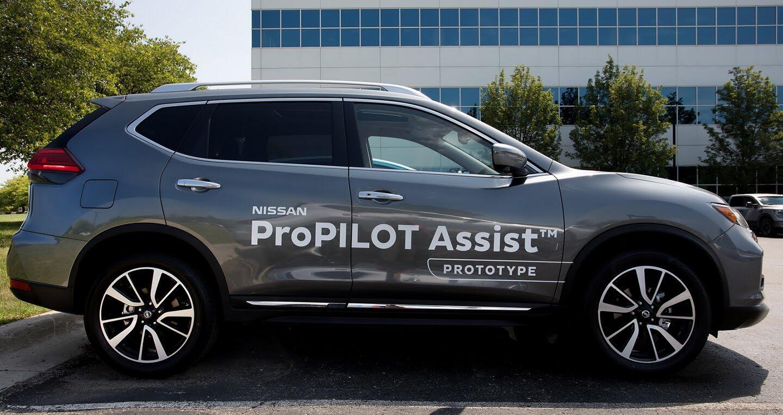 Nissan sẵn sàng trình làng công nghệ lái bán tự động - Hình 3