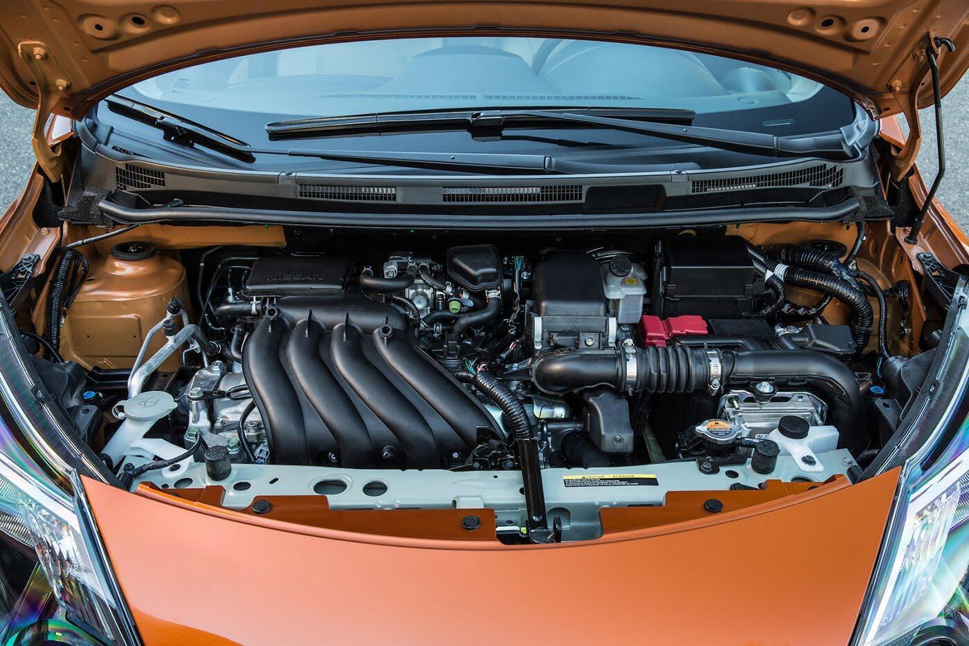 Nissan Sunny 2018 có thêm phiên bản hatchback - Hình 2