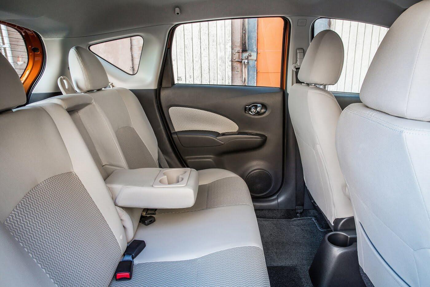 Nissan Sunny 2018 có thêm phiên bản hatchback - Hình 7