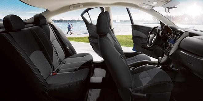 Nissan Sunny 2019 thiết kế mới, giá từ 12.360 USD - Hình 2