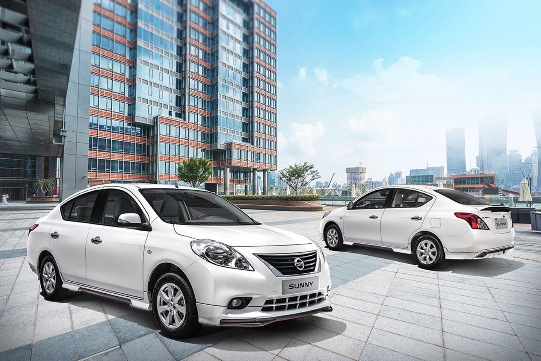 Nissan Sunny Premium S – chiếc sedan nhỏ nhắn, kinh tế cho gia đình - Hình 1