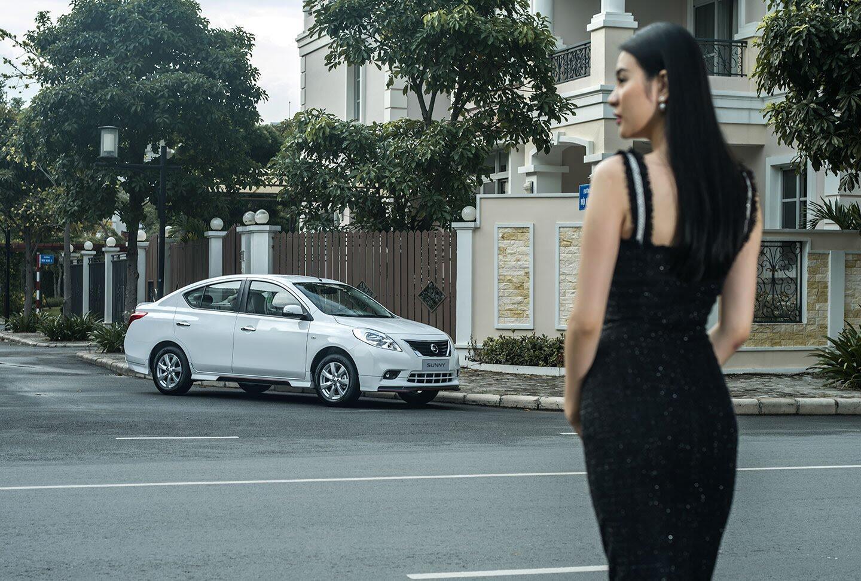 Nissan Sunny Premium S – chiếc sedan nhỏ nhắn, kinh tế cho gia đình - Hình 2