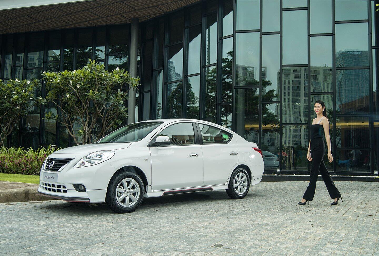 Nissan Sunny Premium S – chiếc sedan nhỏ nhắn, kinh tế cho gia đình - Hình 3