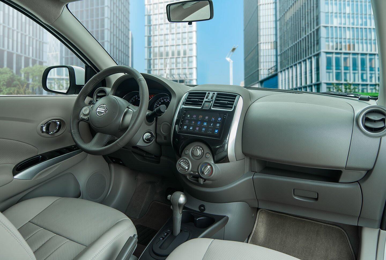 Nissan Sunny Premium S – chiếc sedan nhỏ nhắn, kinh tế cho gia đình - Hình 4