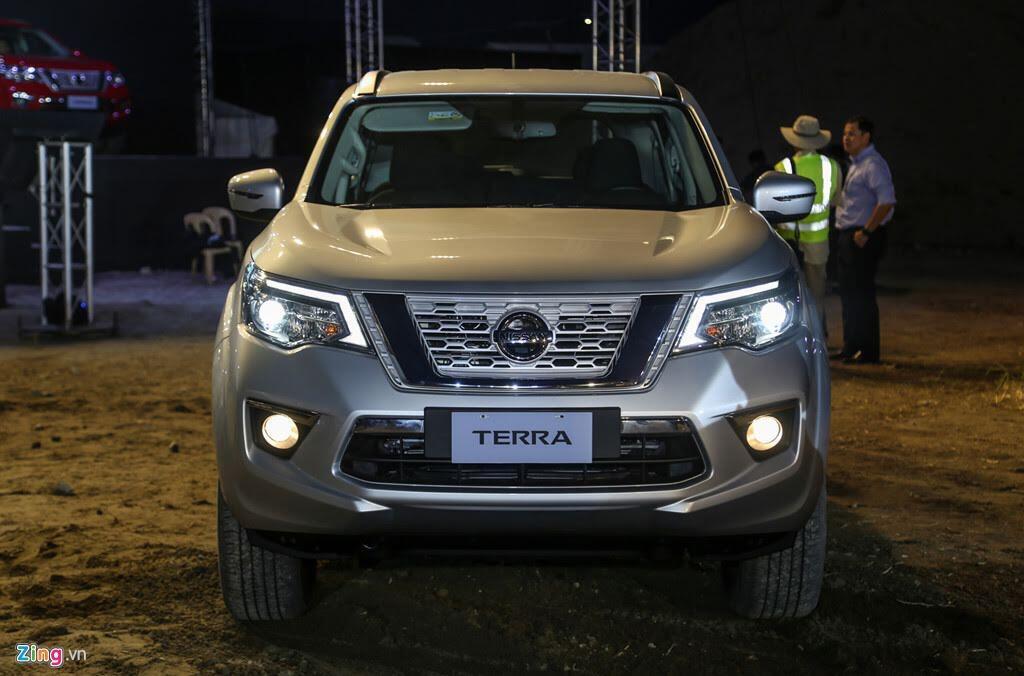 Nissan Terra 7 chỗ ra mắt, giá tương đương 650 triệu, về VN đầu 2019 - Hình 2