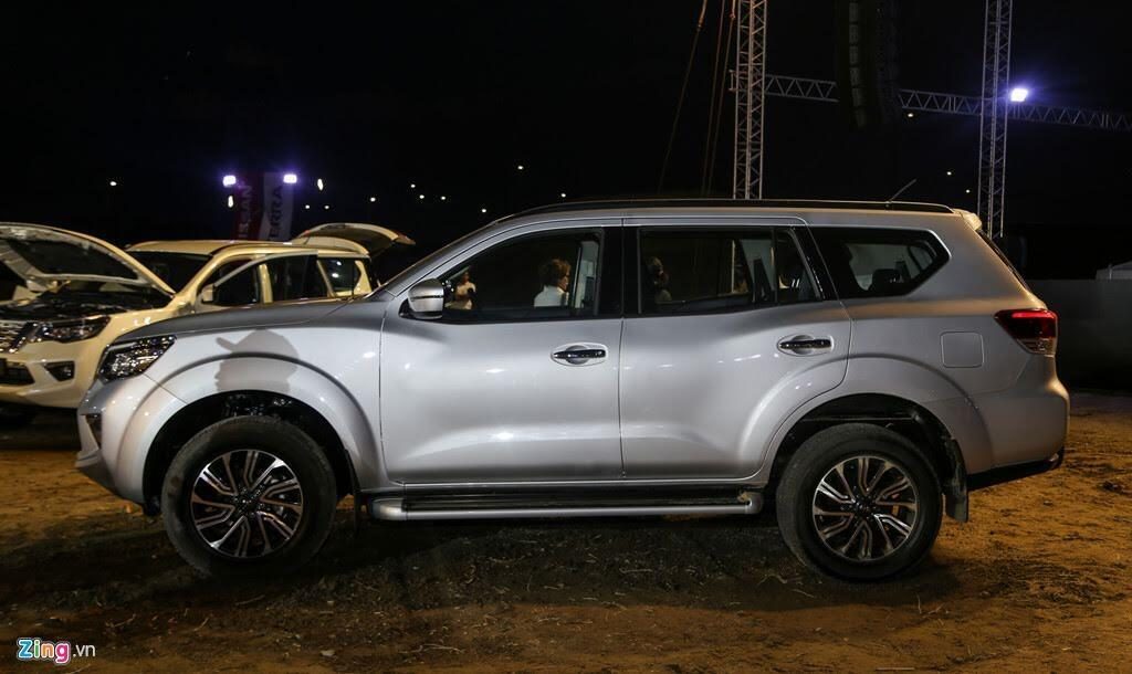 Nissan Terra 7 chỗ ra mắt, giá tương đương 650 triệu, về VN đầu 2019 - Hình 3