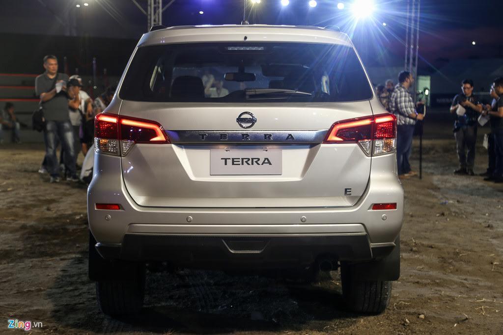 Nissan Terra 7 chỗ ra mắt, giá tương đương 650 triệu, về VN đầu 2019 - Hình 4