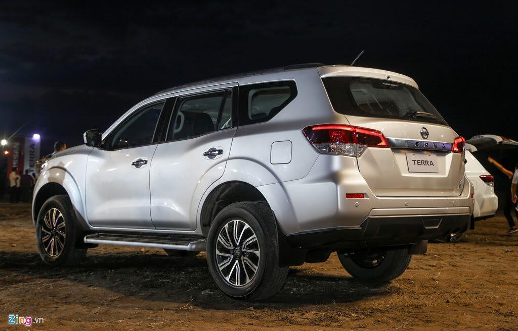 Nissan Terra 7 chỗ ra mắt, giá tương đương 650 triệu, về VN đầu 2019 - Hình 5