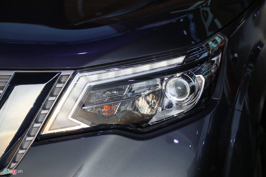 Nissan Terra 7 chỗ ra mắt, giá tương đương 650 triệu, về VN đầu 2019 - Hình 6