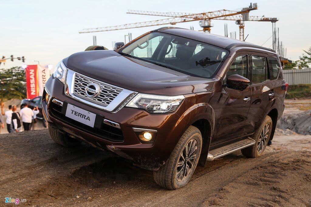 Nissan Terra 7 chỗ ra mắt, giá tương đương 650 triệu, về VN đầu 2019 - Hình 7