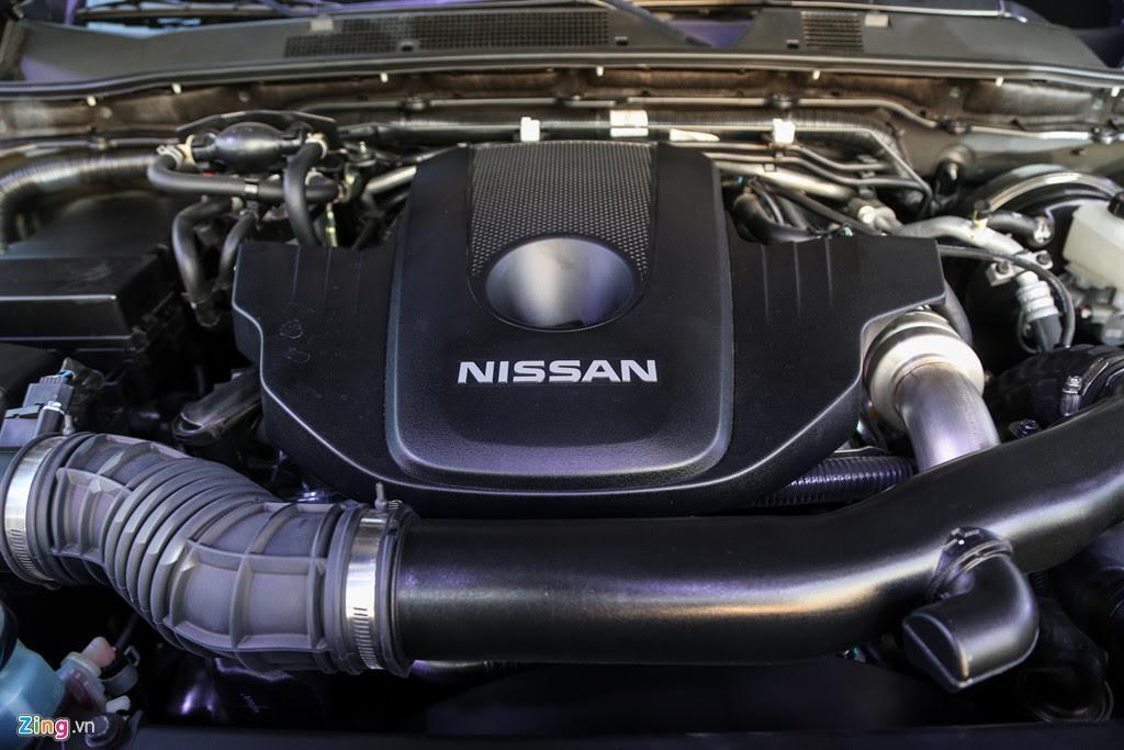 Nissan Terra 7 chỗ ra mắt, giá tương đương 650 triệu, về VN đầu 2019 - Hình 8