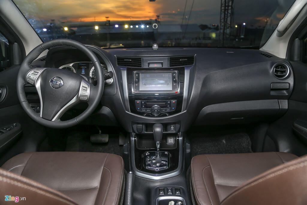 Nissan Terra 7 chỗ ra mắt, giá tương đương 650 triệu, về VN đầu 2019 - Hình 9