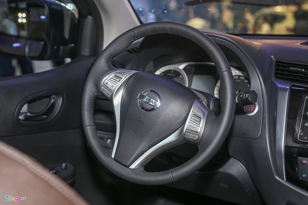 Nissan Terra 7 chỗ ra mắt, giá tương đương 650 triệu, về VN đầu 2019 - Hình 10