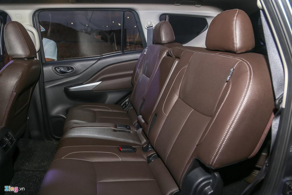 Nissan Terra 7 chỗ ra mắt, giá tương đương 650 triệu, về VN đầu 2019 - Hình 12