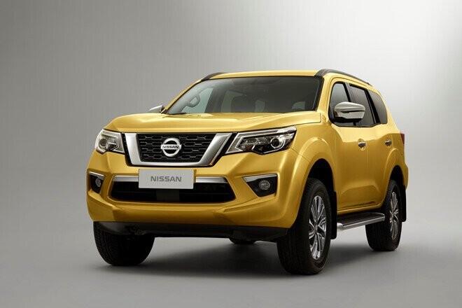 Nissan Terra - đối thủ của Toyota Fortuner chuẩn bị ra mắt - Hình 1