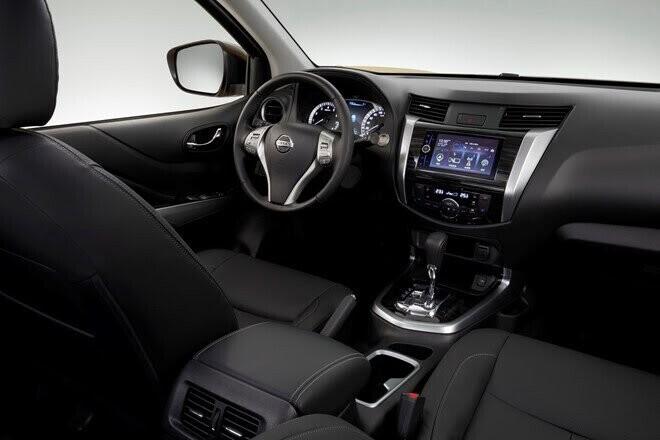 Nissan Terra - đối thủ của Toyota Fortuner chuẩn bị ra mắt - Hình 3