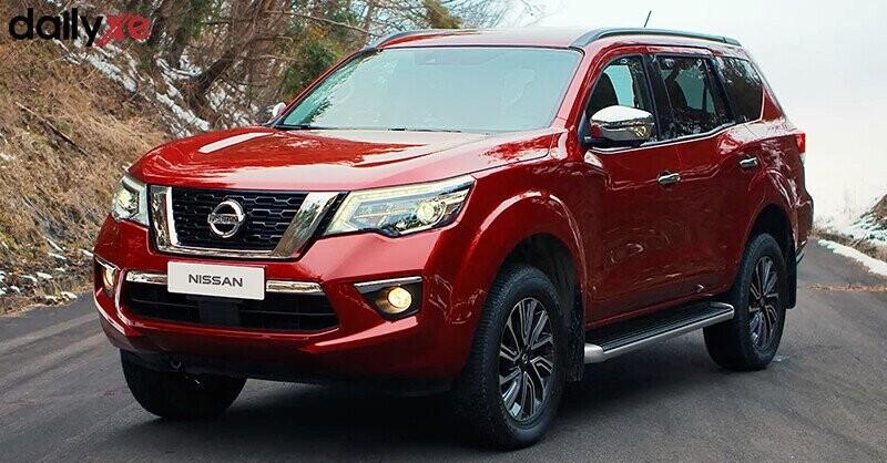 Tổng quan Nissan Terra