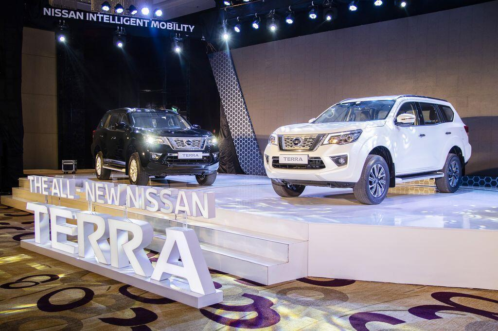 Nissan Terra S sử dụng máy dầu mạnh 190 mã lực chính thức ra mắt tại Việt Nam, giá 988 triệu đồng - Hình 5