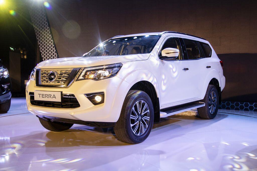 Nissan Terra S sử dụng máy dầu mạnh 190 mã lực chính thức ra mắt tại Việt Nam, giá 988 triệu đồng - Hình 7