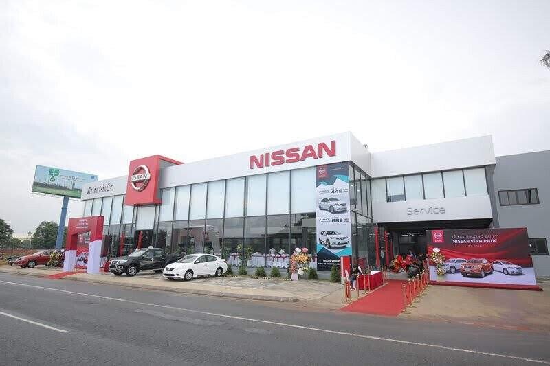 Nissan Việt Nam chào đón thành viên thứ 22 - Đại lý Nissan Vĩnh Phúc - Hình 1
