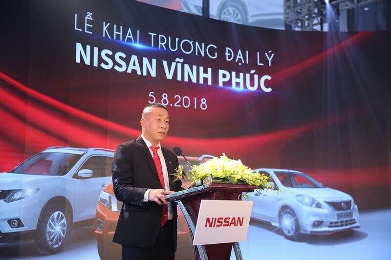 Nissan Việt Nam chào đón thành viên thứ 22 - Đại lý Nissan Vĩnh Phúc - Hình 5