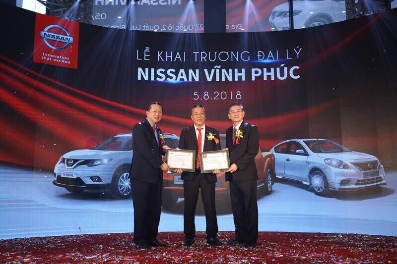 Nissan Việt Nam chào đón thành viên thứ 22 - Đại lý Nissan Vĩnh Phúc - Hình 6