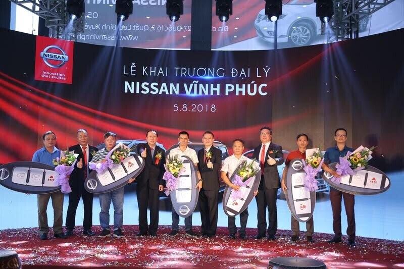 Nissan Việt Nam chào đón thành viên thứ 22 - Đại lý Nissan Vĩnh Phúc - Hình 7