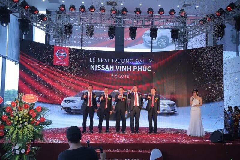 Nissan Việt Nam chào đón thành viên thứ 22 - Đại lý Nissan Vĩnh Phúc - Hình 12