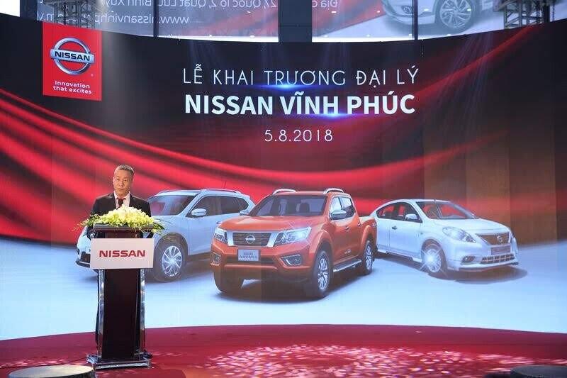 Nissan Việt Nam chào đón thành viên thứ 22 - Đại lý Nissan Vĩnh Phúc - Hình 14