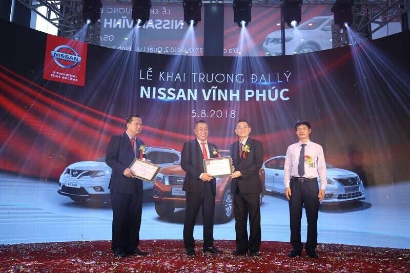 Nissan Việt Nam chào đón thành viên thứ 22 - Đại lý Nissan Vĩnh Phúc - Hình 15