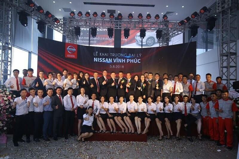 Nissan Việt Nam chào đón thành viên thứ 22 - Đại lý Nissan Vĩnh Phúc - Hình 16
