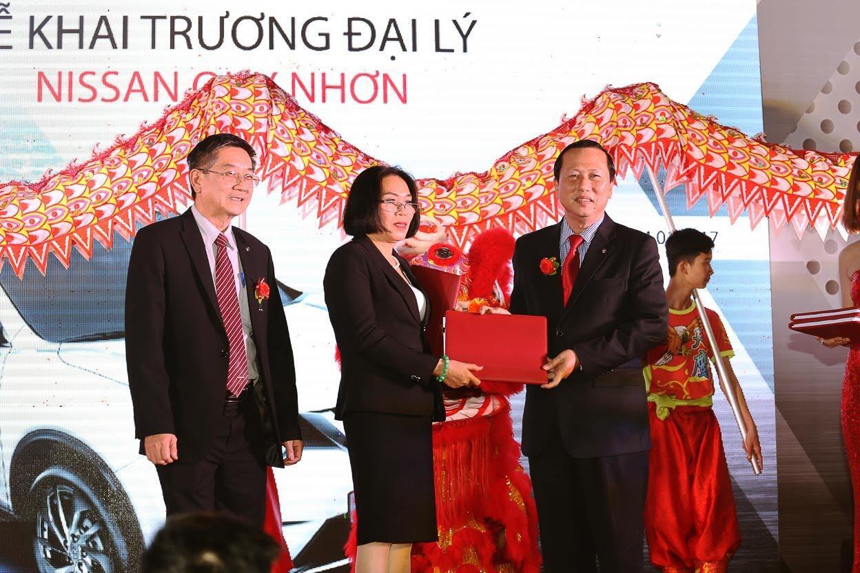 Nissan Việt Nam khai trương Đại lý 3S Nissan Quy Nhơn - Hình 2