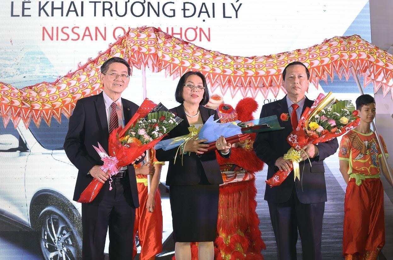 Nissan Việt Nam khai trương Đại lý 3S Nissan Quy Nhơn - Hình 6