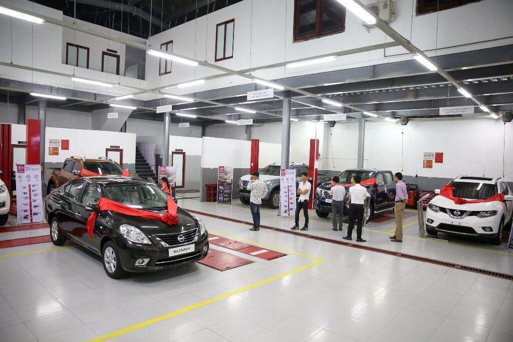 Nissan Việt Nam khai trương Đại lý 3S tại Lào Cai - Hình 1