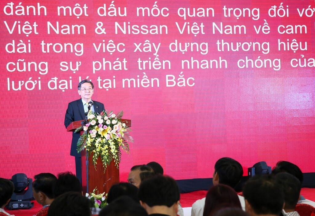 Nissan Việt Nam khai trương Đại lý 3S tại Lào Cai - Hình 2